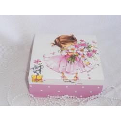 Dárková krabička pro slečnu