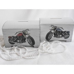 Pokladnička s motorkou