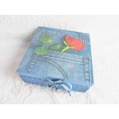 Krabička na šperky - Rose