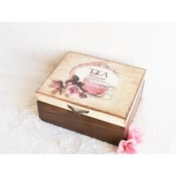 Čajová krabička - 4